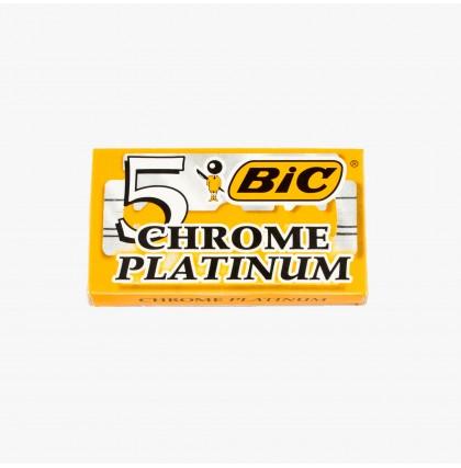 Bic Chrome Platinum DE Razor Blades