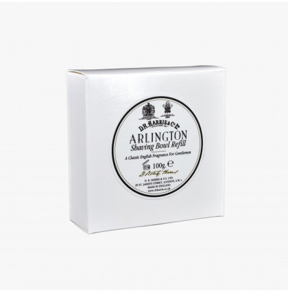 D R Harris Arlington Shaving Soap Refill