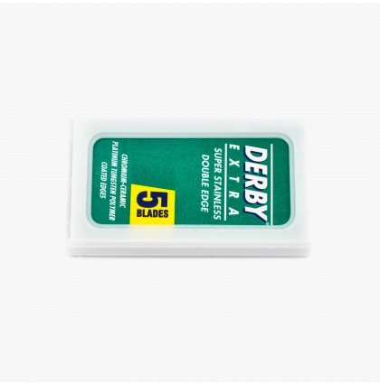 Derby Extra Super Stainless Double Edge Razor Blades
