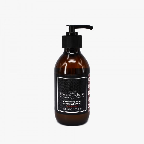 Edwin Jagger Sandalwood Beard & Moustache Wash