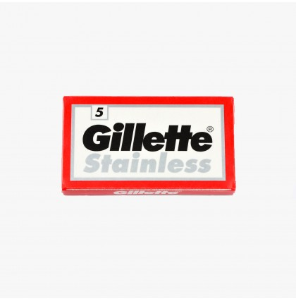 Gillette Stainless Double Edge Razor Blades