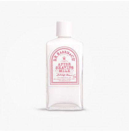 D R Harris Aftershave Milk