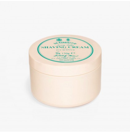 D R Harris Eucalyptus Shaving Cream Bowl