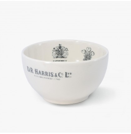 D R Harris Porcelain Shaving Lather Bowl