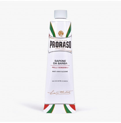 Proraso Sensitive Shaving Cream Tube