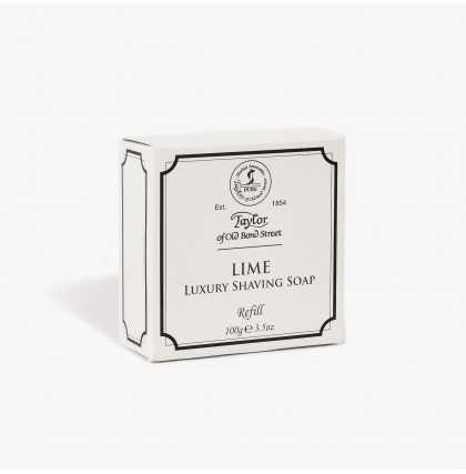 Taylor of Old Bond Street Lime Shaving Soap