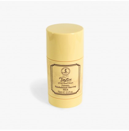 Taylor of Old Bond Street Sandalwood Shaving Soap Stick