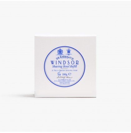 DR Harris Windsor Shaving Soap Refill