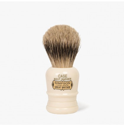 Simpsons Case Best Badger Shaving Brush