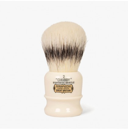 Simpsons Chubby 2 Synthetic Shaving Brush
