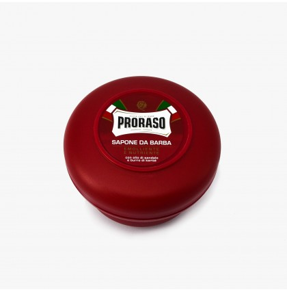 Proraso Sandalwood Shaving Soap Bowl