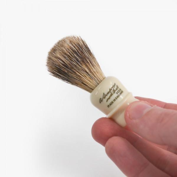 Simpsons Wee Scot Best Badger Shaving Brush