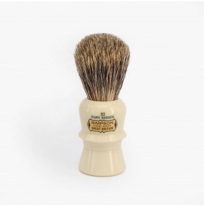 Simpsons Beaufort 2 Pure Badger Shaving Brush