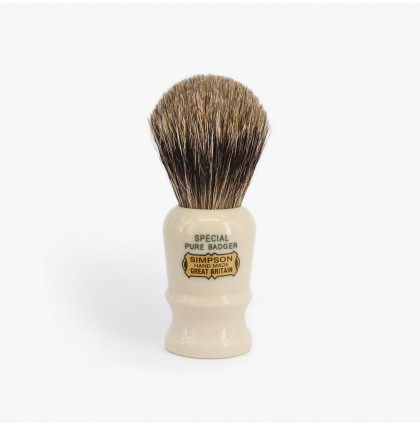 Simpsons Special Pure Badger Shaving Brush