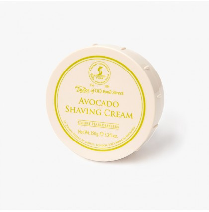 Taylor of Old Bond Street Avocado Shaving Cream Bowl
