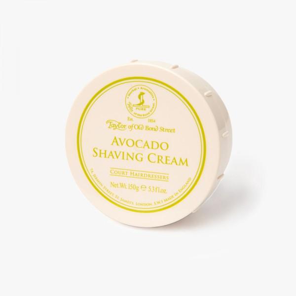 Taylor of Old Bond Street Avocado Shaving Cream Bowl
