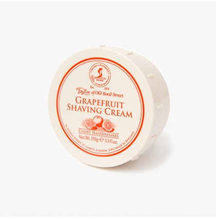 Taylor of Old Bond Street Grapefruit Shaving Cream Bowl