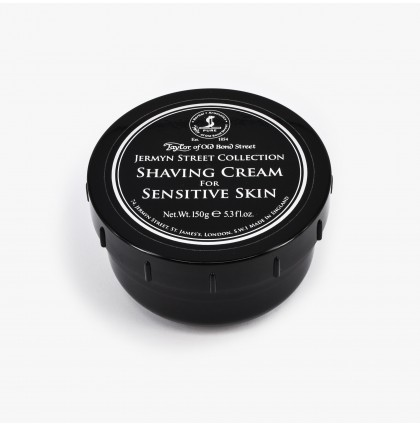 Taylor of Old Bond Street Jermyn Street Sensitive Shaving Cream Bowl
