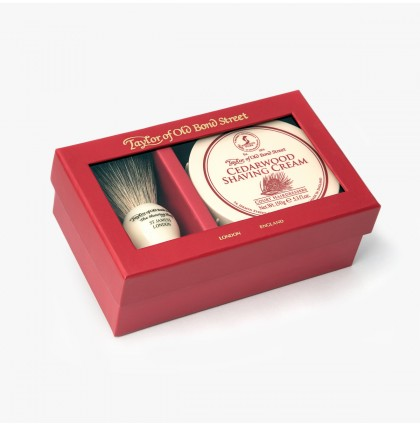Taylor of Old Bond Street Cedarwood Gift Set